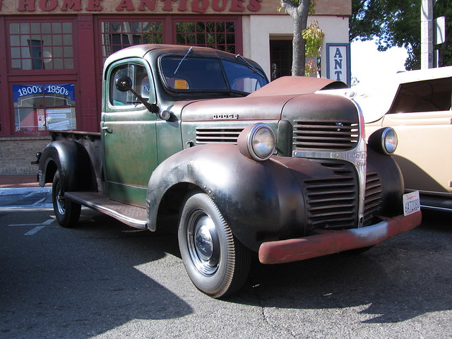 dodge pickup truck 1939 1947 for sale autos weblog. Black Bedroom Furniture Sets. Home Design Ideas