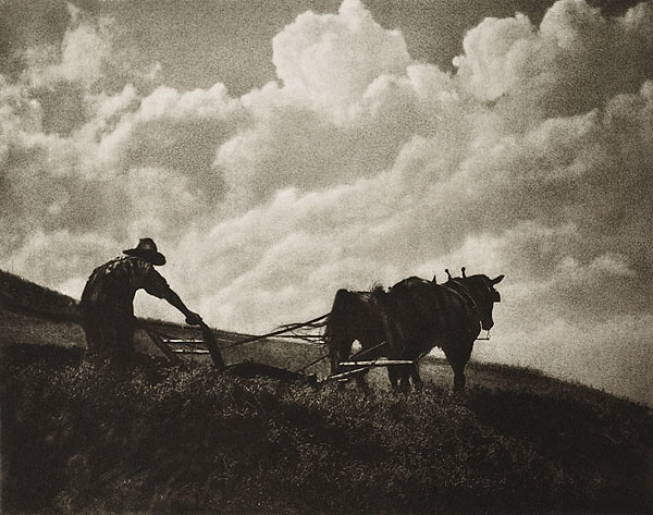 The Last Furrow, by Adolph Fassbender 1937