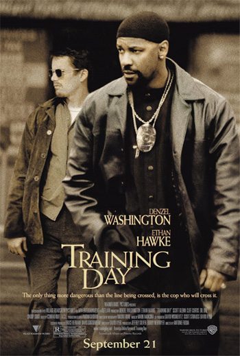 Training Day - Affiche