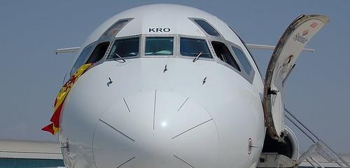 EC-KRO, Boeing 717-200, Spanair