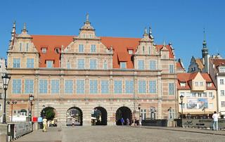 Image of Green Gate. gdansk danzig greengate grünestor