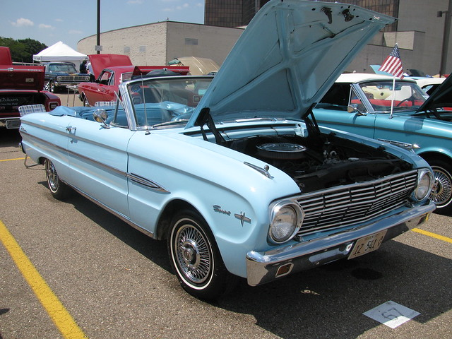 1963 Ford Falcon Sprint Convertible on 1963 12 ford falcon sprint