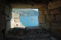 Through the City Wall, Dubrovnik, Croatia (Jul 10)