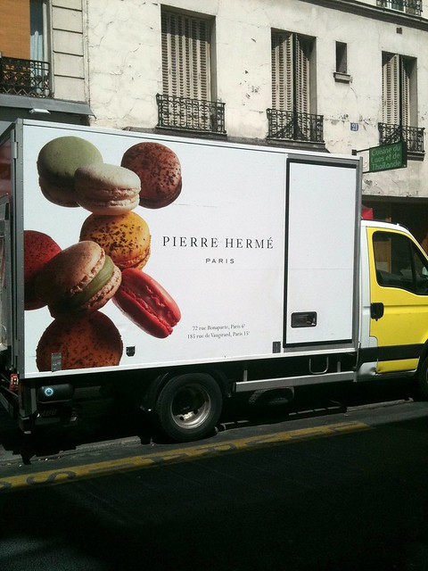 Pierre Hermé Truck