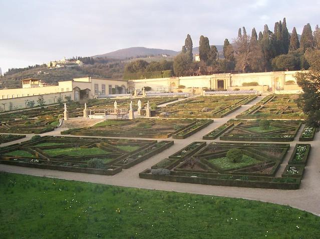 Grotta Villa Medicea Di Castello