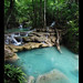 Tier 5 Waterfall in the Erawan National Park