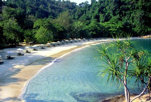 Pangkor Laut, Pulau pangkor - thebeach