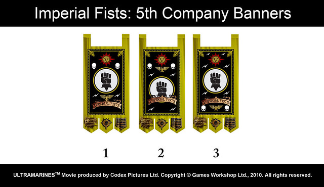 Imperial Fist - Banners   Flickr - Photo Sharing!