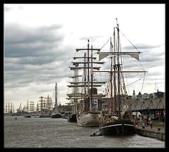 The Tall Ships Race, 10-13 juli, Antwerpen (Anvers) Belgique