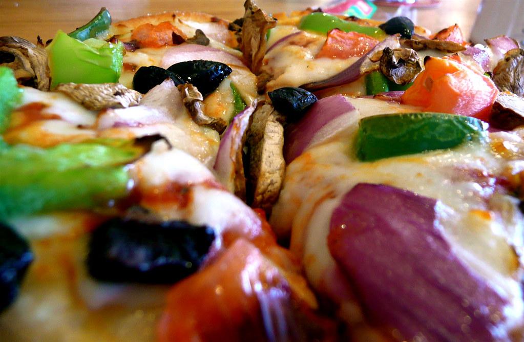 pizza hut  50  off any large pizza monday  u2013 wednesday
