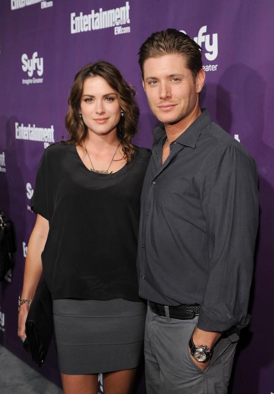 Jensen Ackles Danneel Harris