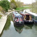 Small photo of Narrowboats on the Kyme Eau