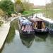 Small photo of Narrowboats on the Kyme Eau