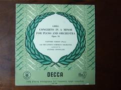 Concerto in A minor op.16 Grieg