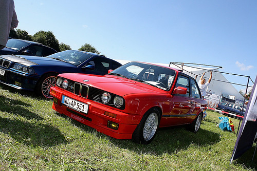 bmw treffen tacherting 2010 bmw e30 318is 1990 m technik 2. Black Bedroom Furniture Sets. Home Design Ideas