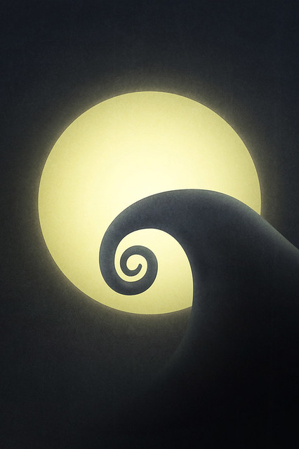 The Nightmare Before Christmas-iPhone Wallpaper | Flickr - Photo ...