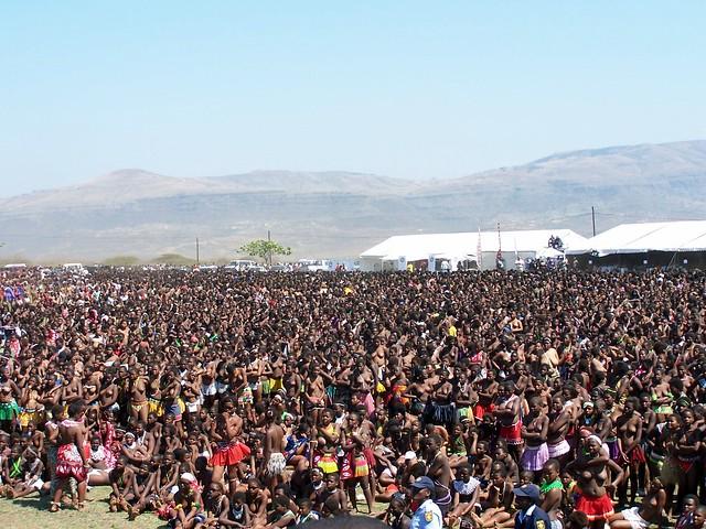 20 000 Zulu Maidens