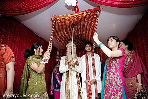 Jeremy Dueck Sikh Wedding