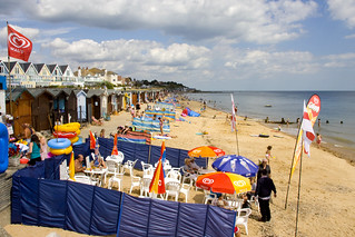 The beach at Walton-on-the-Naze 3