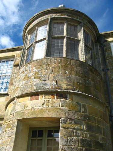 Trerice Manor, Cornwall - facade