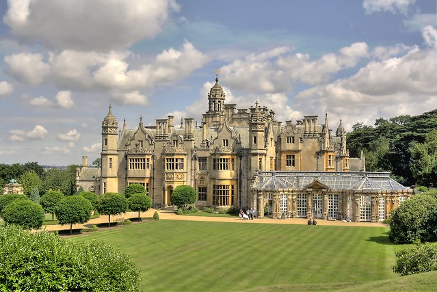 Harlaxton Manor Hdr Flickr Photo Sharing