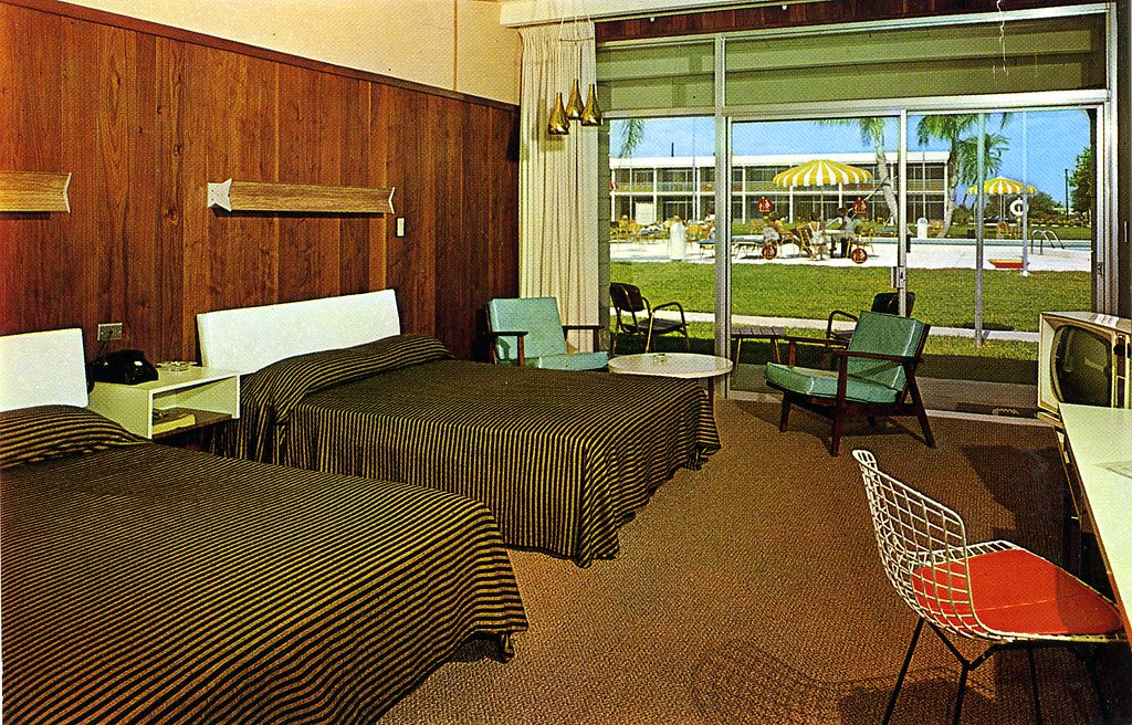 Howard Johnson 39 S Motor Lodge Tampa Fl A Photo On Flickriver