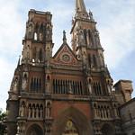 Iglesia de los Capuchinos in Cordoba, Argentina