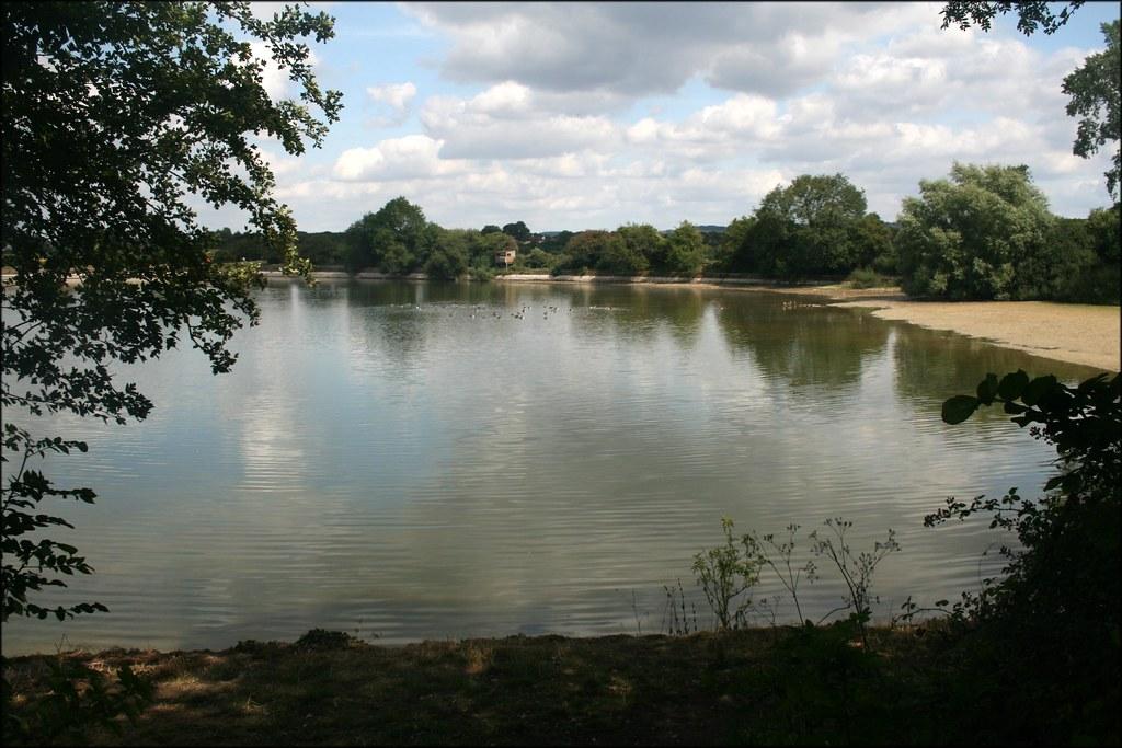 Wilstone Reservoir, Buckinghamshire