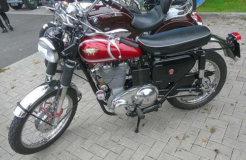 1965 Matchless 500