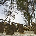 Little Creatures from Nek Chand's Rock Garden - Chandigarh, India