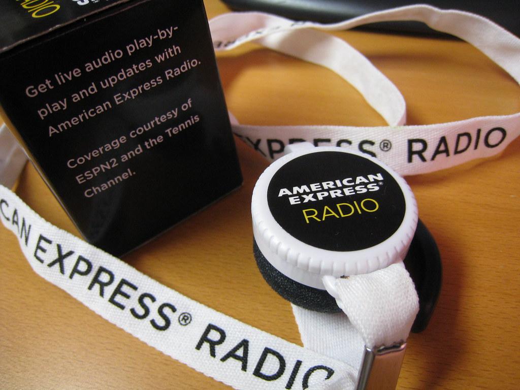 Amex Radio