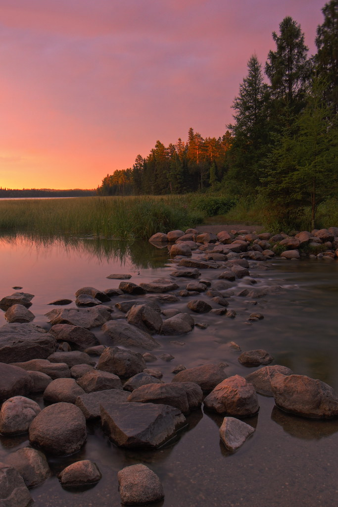 Mississippi Headwaters-Lake Itasca, Clearwater County, Minnesota