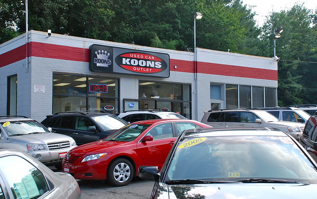Koons Arlington Used Car Outlet