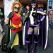 Robin and Huntress