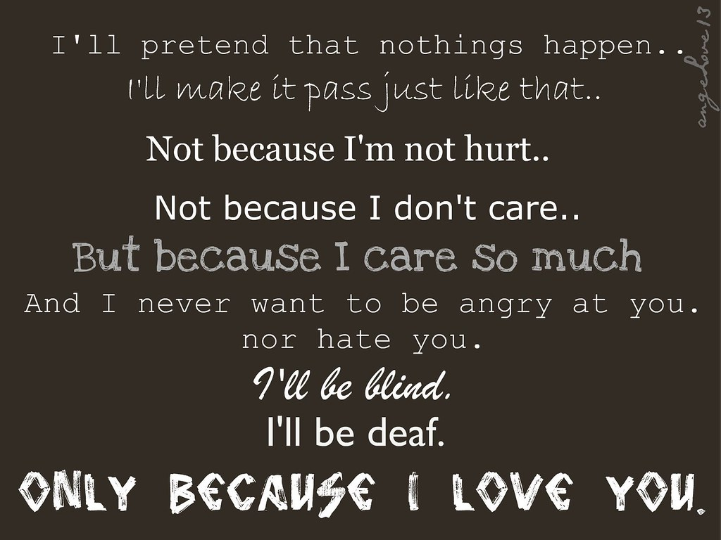 Messed Up Life Quotes: LOVE HURTS POEMS