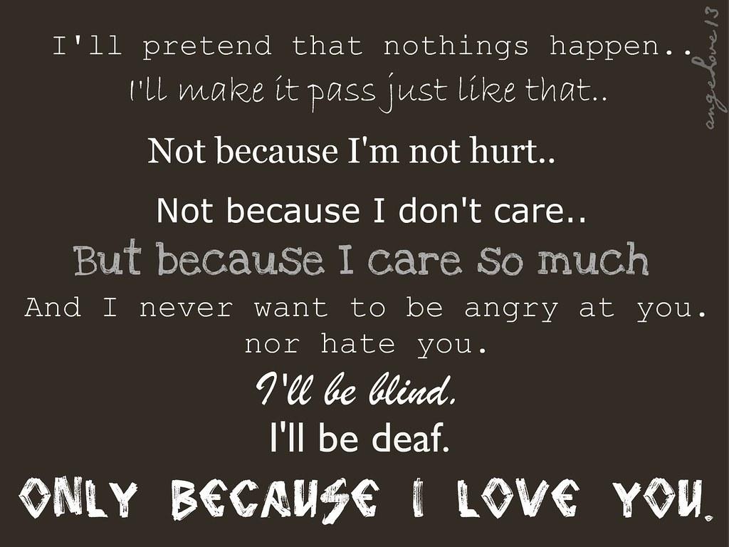 hurt feelings poems - photo #34