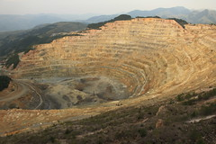 soil, volcanic crater, formation, geology, terrain, quarry,