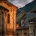 Iglesia de la Asunción de María (series) (Bossost - Val d'Aran - LLeida - Spain) ©Paco CT