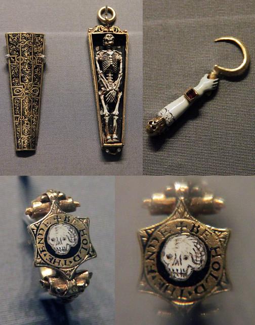 """Memento Mori ""Jewellery | Flickr - Photo Sharing! Victorian Memento Mori Jewellery"