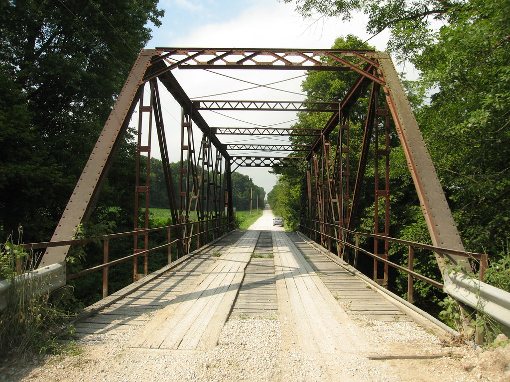 Dicks Road Bridge
