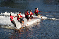 U.S. Water Ski Show Team - Scotia, NY - 10, Aug - 21 by sebastien.barre