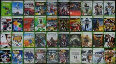 My Xbox 360 Games Collection August 2010 The 2010 Versio Flickr