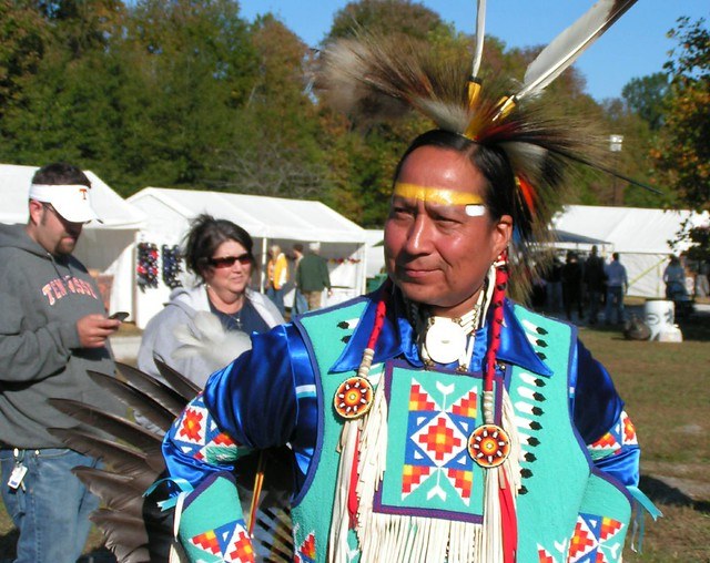 Long Hunter Pow Wow 10/18/2009