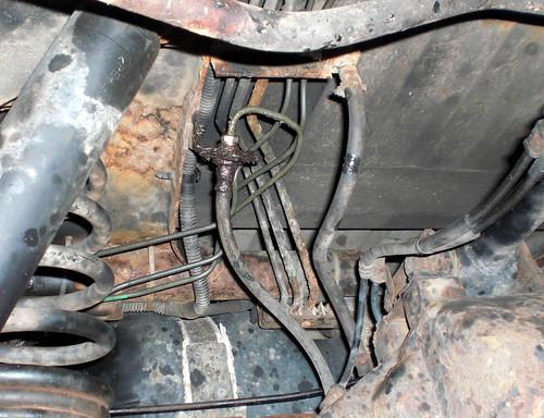bremsleitungen erneuern kosten