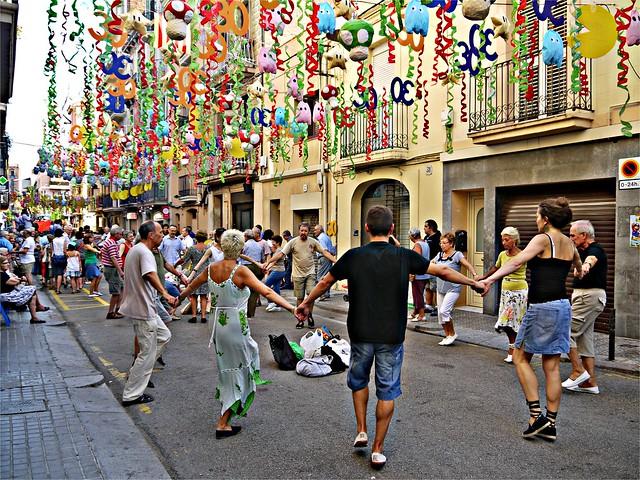 Sagunt y Alcolea de Dalt se sitúan en segundo y tercer lugar en el concurso de calles decoradas