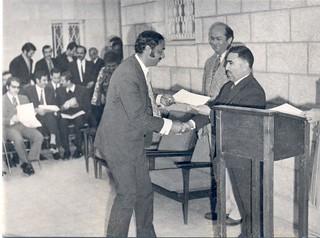 Modern Language Center Graduates 1970
