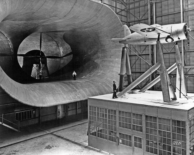 1938 langley wind tunnel flickr photo sharing for Armandas cuisine