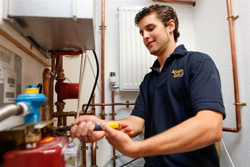 Plumbing with South Devon College