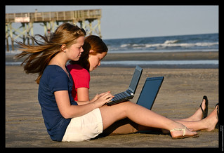 Online learning image
