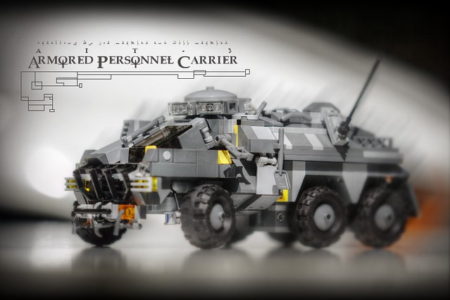 AIT-3 Armored Personnel Carrier